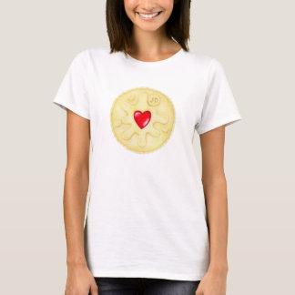 La camiseta de Dodger de las mujeres Jammy del