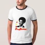 La camiseta de Frobama Poleras