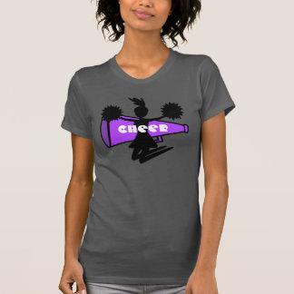 La camiseta de la animadora