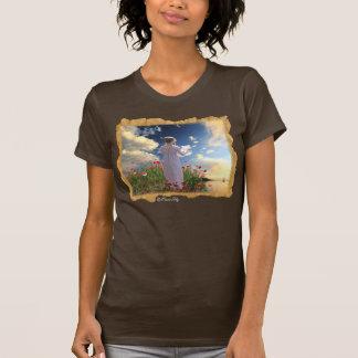 La camiseta de la letra