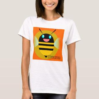 La camiseta de la mujer de la abeja de Buzzy