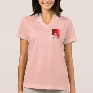 """La camiseta de la mujer de la flor     """"sus"""