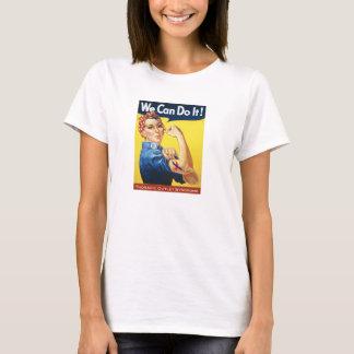 La camiseta de la mujer de la TOS Rosie