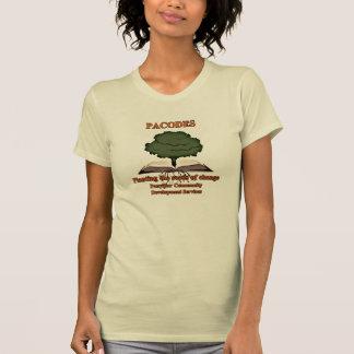 La camiseta de la mujer de Pacodes