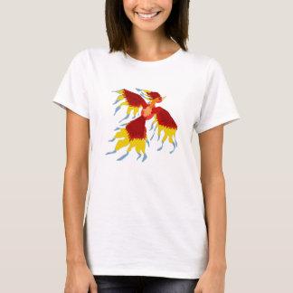 La camiseta de la mujer del vuelo de Phoenix
