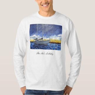 La camiseta de la nana del mar playera