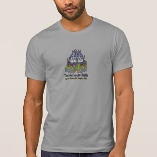 La camiseta de la necrópolis de los hombres del ca remera