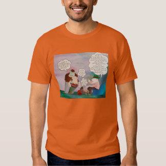 La camiseta de la oscuridad del Stealer del cerdo Remera