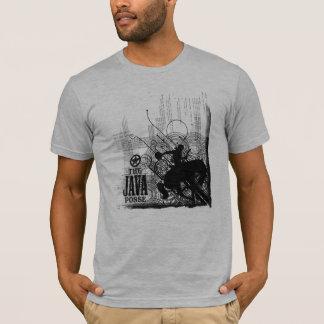 La camiseta de la pandilla de Java