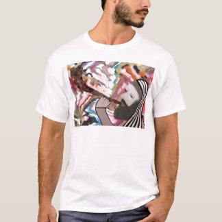 La camiseta de la ráfaga del Shofar