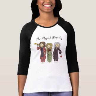 La camiseta de la sociedad real