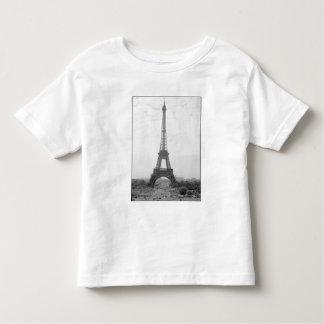 La camiseta de la torre Eiffel