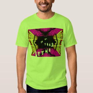 La camiseta de la verde lima del infinito me poleras
