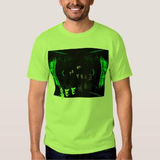 La camiseta de la verde lima del infinito me remera