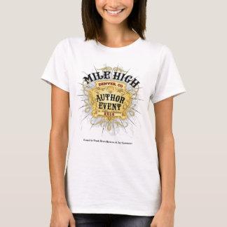 La camiseta de las altas del autor de la milla
