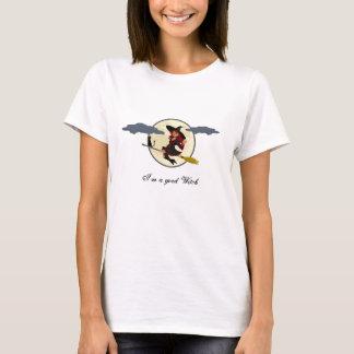 La camiseta de las buenas mujeres de la bruja de