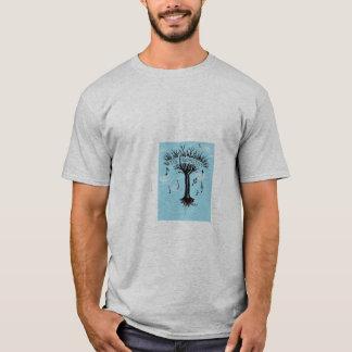 La camiseta de las formalidades