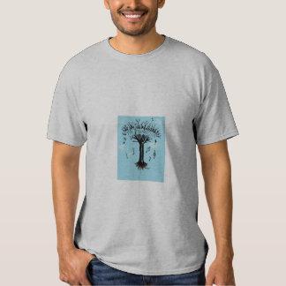 La camiseta de las formalidades remeras