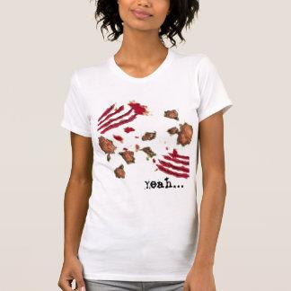 La camiseta de las malas mujeres del día de Gideon