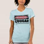 La camiseta de las mujeres amonestadoras del PUMA