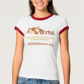 La camiseta de las mujeres de ARTSI Playeras