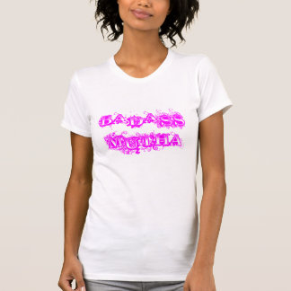 La camiseta de las mujeres de Badass Mutha