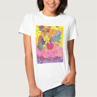 La camiseta de las mujeres de Brodie de la Playera