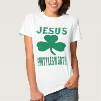 La camiseta de las mujeres de Jesús Shuttlesworth Poleras