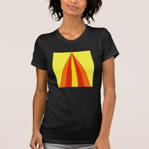 """La camiseta de las mujeres de la """"ascensión"""""""