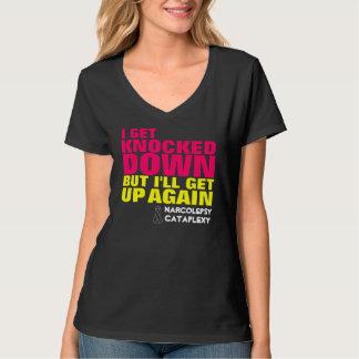 La camiseta de las mujeres de la conciencia de