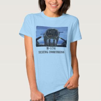 La camiseta de las mujeres de la fortaleza del poleras