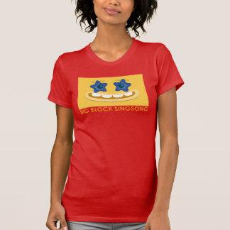 La camiseta de las mujeres de la fruta de BBSS Playera