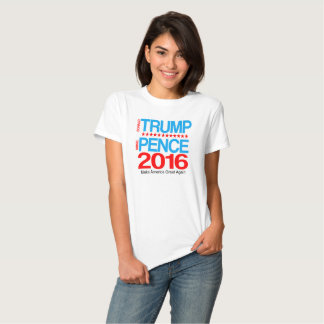 La camiseta de las mujeres de los peniques 2016 playeras