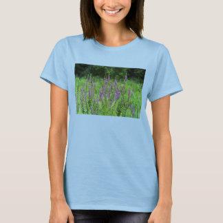 La camiseta de las mujeres de los Wildflowers