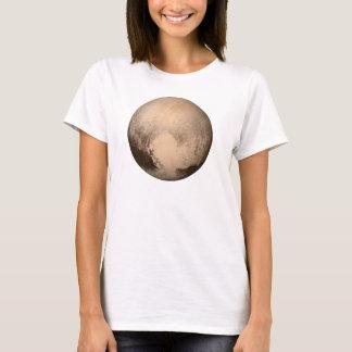 La camiseta de las mujeres de Plutón