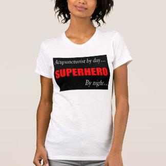 La camiseta de las mujeres del Acupuncturist del Remera