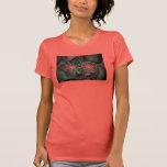 La camiseta de las mujeres del fractal (danza remeras