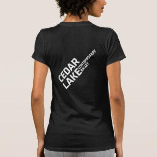 La camiseta de las mujeres del lago cedar