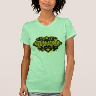 La camiseta de las mujeres del LOGOTIPO de