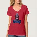 La camiseta de las mujeres del mundo de Jack Remeras