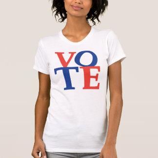 La camiseta de las mujeres del voto