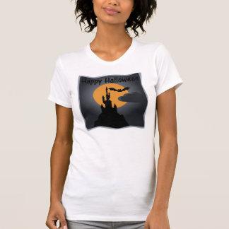 La camiseta de las mujeres fantasmagóricas del camisas