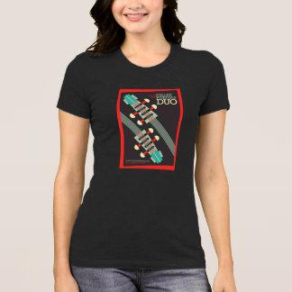 La camiseta de las mujeres MP2 2013