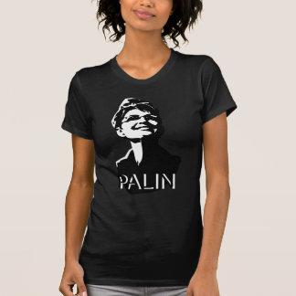 La camiseta de las mujeres oscuras de Palin