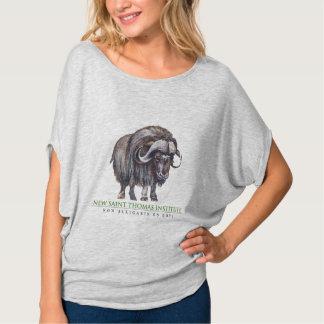 La camiseta de las nuevas de Santo Tomás mujeres