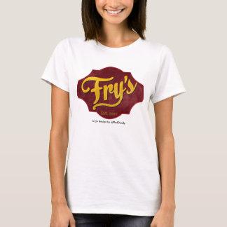 La camiseta de las señoras de la fritada