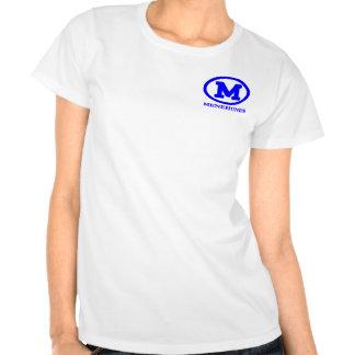 La camiseta de las señoras de Menehune