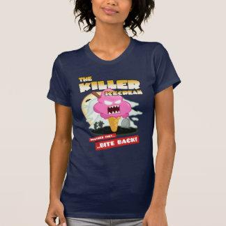 La camiseta de las señoras del cartel de película