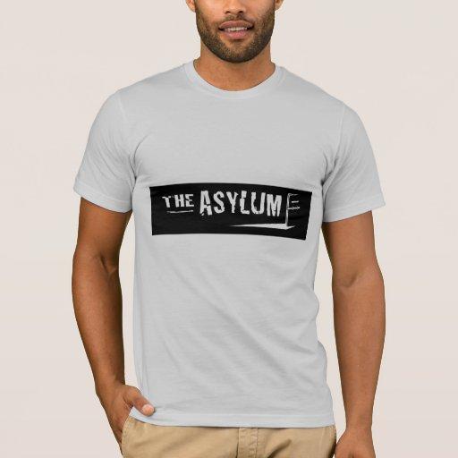 La camiseta de los Asilo-Hombres