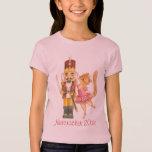 La camiseta de los chicas del ballet del polera